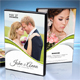 Wedding DVD Cover Template 19 - GraphicRiver Item for Sale