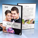 Wedding DVD Cover Template 20
