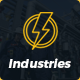 Industries - Factory, Company And Industry Business HTML Template Nulled