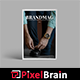 BrandMag Magazine - GraphicRiver Item for Sale