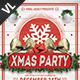 Xmas Party V01 - GraphicRiver Item for Sale