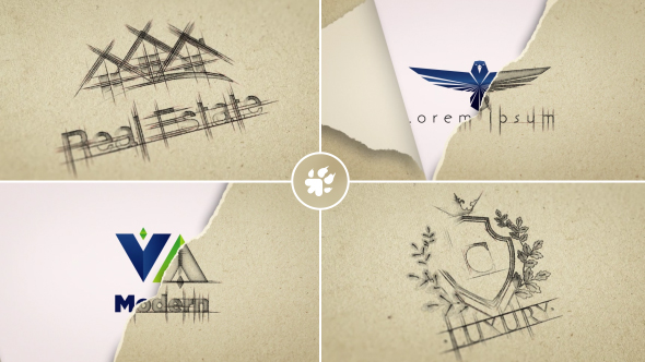 Sketch Logo Reveal By Piktufa | VideoHive
