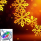 Snowflakes Logo - Apple Motion - VideoHive Item for Sale