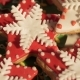 Decorating Cookies Of Ginger Cake For Christmas. Multi-colored Cookies. - VideoHive Item for Sale