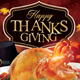 Happy Thanksgiving 2016 Flyer - GraphicRiver Item for Sale
