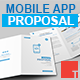 Mobile App Proposal Template - GraphicRiver Item for Sale