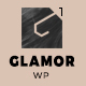 Glamor - Creative Portfolio WordPress Theme Nulled