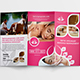 Spa Trifold Brochure - GraphicRiver Item for Sale