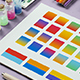 iOS & Android App Color Swatches & Gradients Pack - GraphicRiver Item for Sale