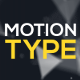 Motion Type Text - VideoHive Item for Sale