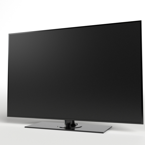 LED TV - 3DOcean Item for Sale