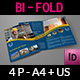 Construction Company Brochure Bi-Fold Template Vol.3 - GraphicRiver Item for Sale