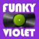 Funky Violet