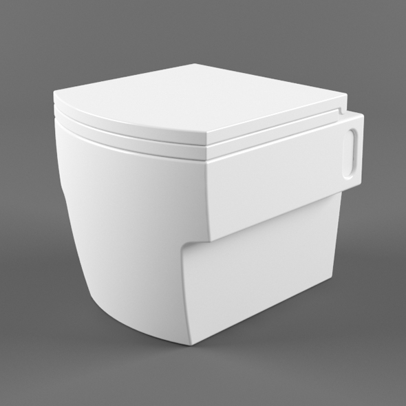 bidet - 3DOcean Item for Sale
