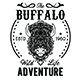 Vintage Buffalo T-Shirt - GraphicRiver Item for Sale