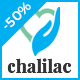 Chalilac - WordPress Charity Theme - ThemeForest Item for Sale