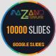 Mazano - Multipurpose Google Slides Template - GraphicRiver Item for Sale