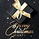 Classy Christmas Invitation | Psd Flyer - GraphicRiver Item for Sale