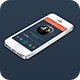 Online Music app UI