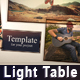 Light Table Presentation - VideoHive Item for Sale