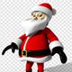 Santa Claus Dancing - VideoHive Item for Sale
