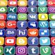 Social Media Background v3 - VideoHive Item for Sale