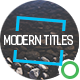 Download Modern Titles Pack II from VideHive