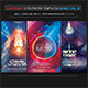 Electro Music Flyer Bundle Vol. 32 - GraphicRiver Item for Sale