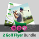 2 in 1 Golf Flyer Bundle
