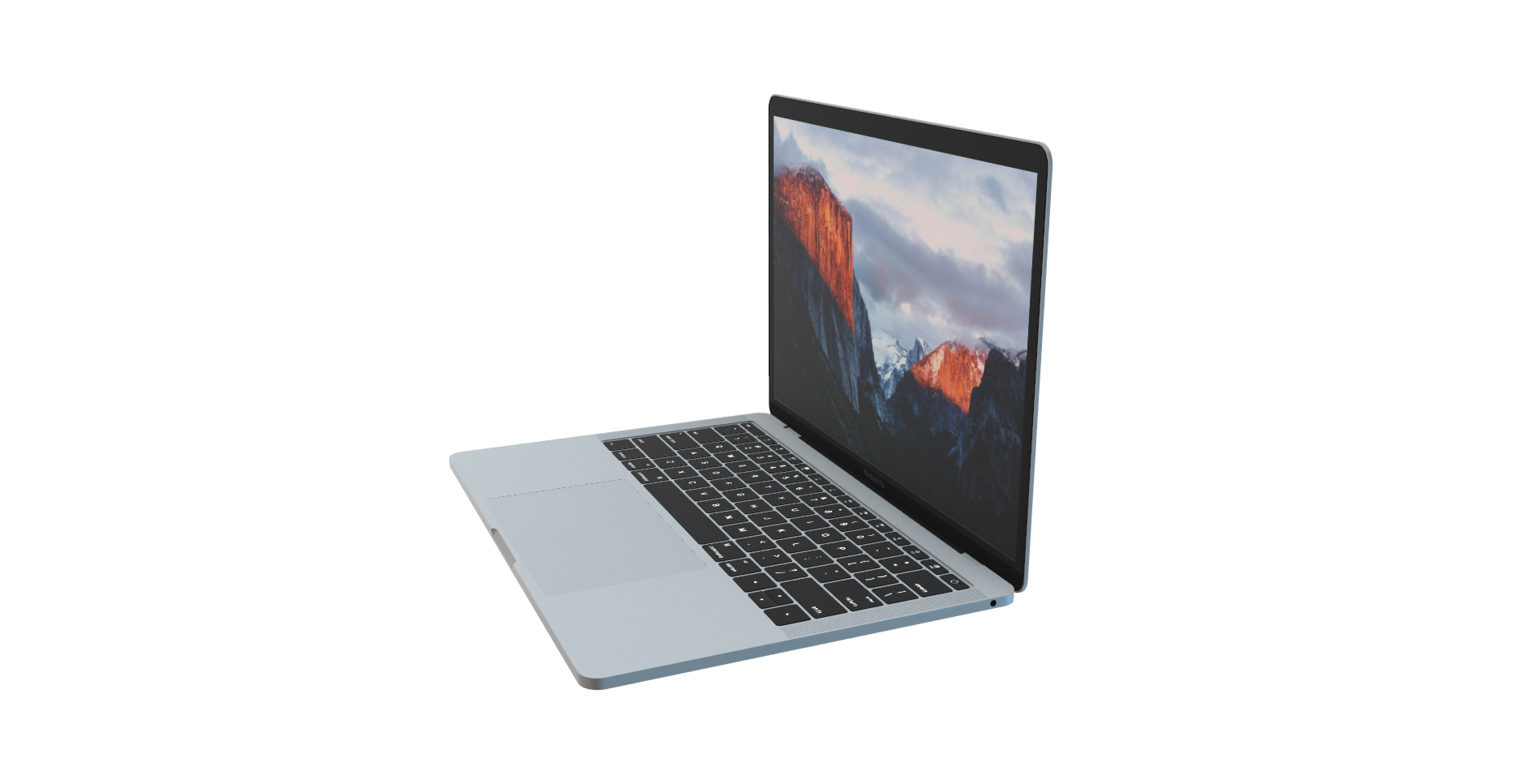 Element 3d 2016 Apple Macbook Pro By Mr Matt 3docean