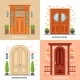 House Doors 2X2 Design Concept