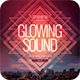 Glowing Sound CD Cover Artwork - GraphicRiver Item for Sale