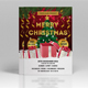Christmas Party Invitation Flyer - V01 - GraphicRiver Item for Sale