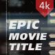 Top Secret movie title 4K - VideoHive Item for Sale