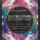 Electro Sound Flyer Poster - GraphicRiver Item for Sale