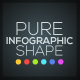 Pure Shape Infographic. Set 5 - GraphicRiver Item for Sale