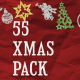 Paper Elements - Christmas - VideoHive Item for Sale