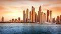 Beautiful Dubai cityscape - PhotoDune Item for Sale