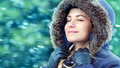 Happy woman in winter park - PhotoDune Item for Sale