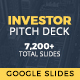 Investor Pitch Deck Google Slides Template - GraphicRiver Item for Sale