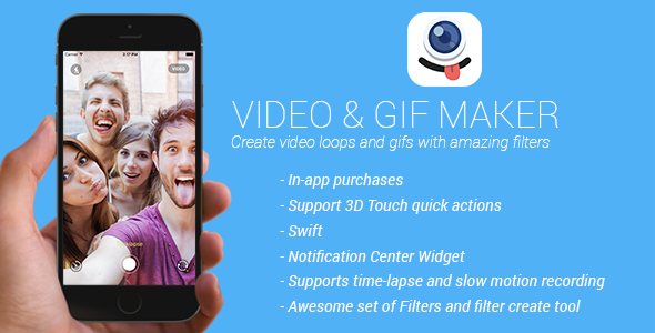 Video and GIF Creator - CodeCanyon Item for Sale