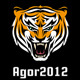 Tiger Mascot Template - GraphicRiver Item for Sale