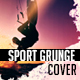 Sport Grunge Cover Facebook - GraphicRiver Item for Sale