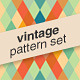 3 Pattern Seamless Vintage Style Set - GraphicRiver Item for Sale