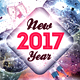 2017 New Year Flyer Poster Vol 02 - GraphicRiver Item for Sale