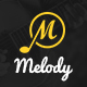 Melody - WordPress Theme for Musical Instruments & Music BandClub - ThemeForest Item for Sale