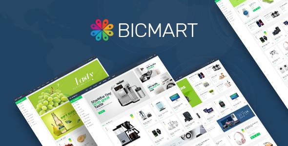 Lexus Bicmart – Multipurpose Opencart Theme