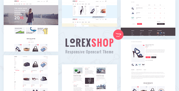 LOREX – Multipurpose OpenCart Theme