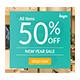 Promo Sales Banner - GraphicRiver Item for Sale
