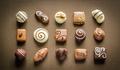 Luxury chocolate candies - PhotoDune Item for Sale